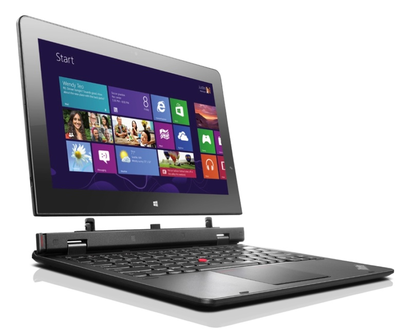 Таблет, Lenovo Thinkpad Helix 2