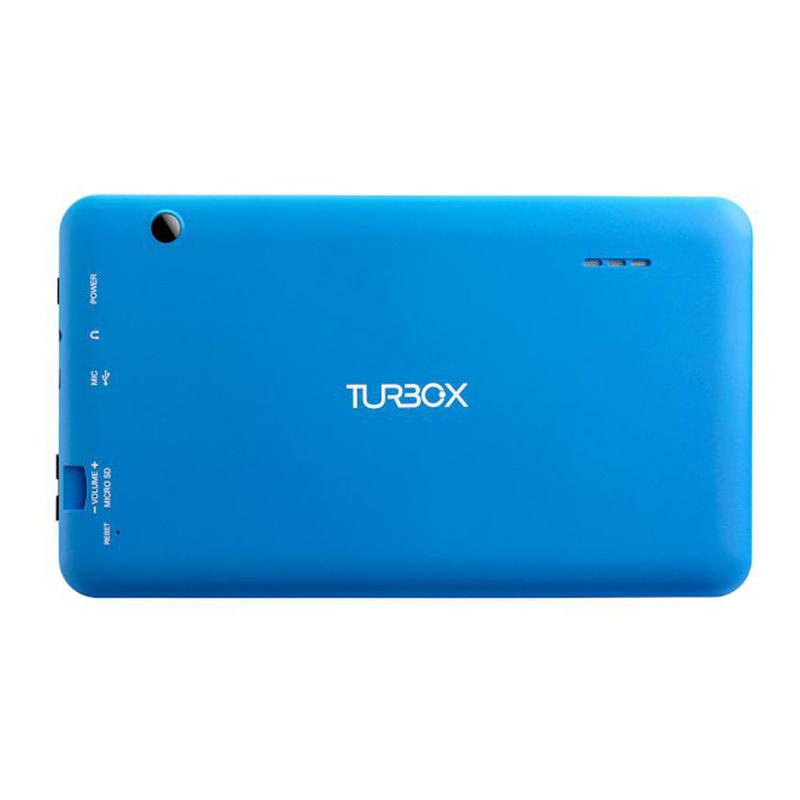 Четириядрен Таблет Rubik Blue - 7 инча, 8GB + СИНЯ КЛАВИАТУРА