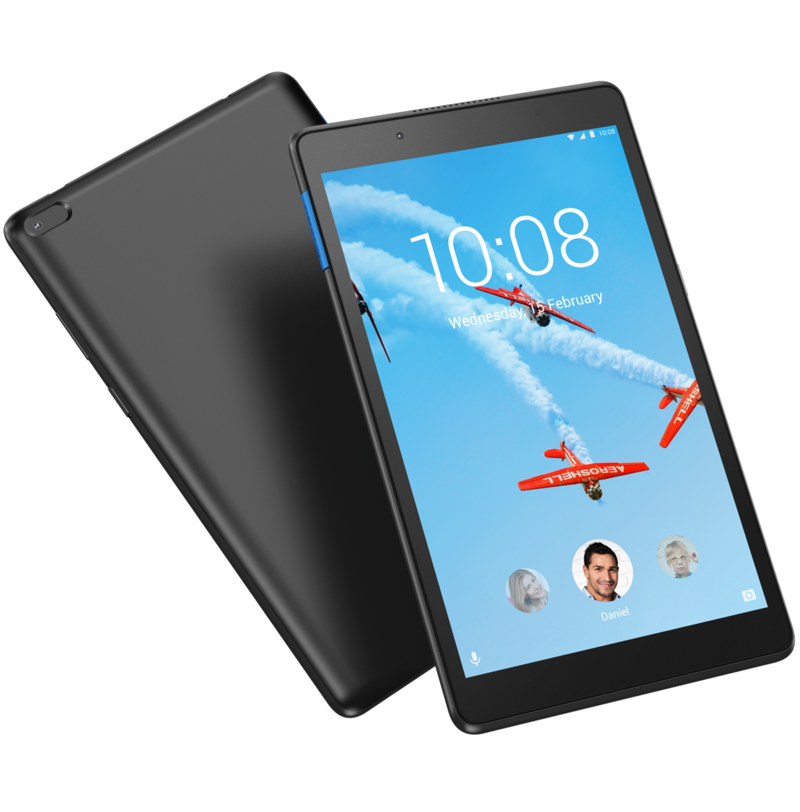 Таблет модел Lenovo Tab E8 GPS 8 инча IPS, Android 7.0