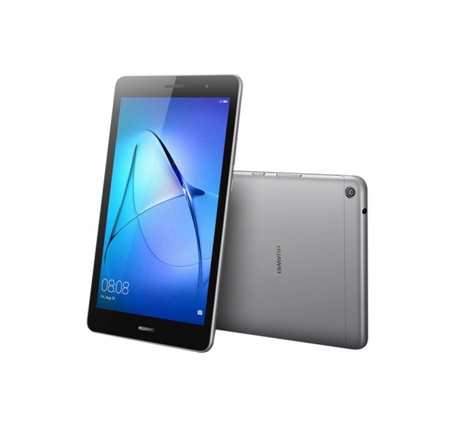 3в1 GPS Таблет Huawei MediaPad T3 TAB, 8 инча, Android 7, 2GB RAM, DVR, навигация
