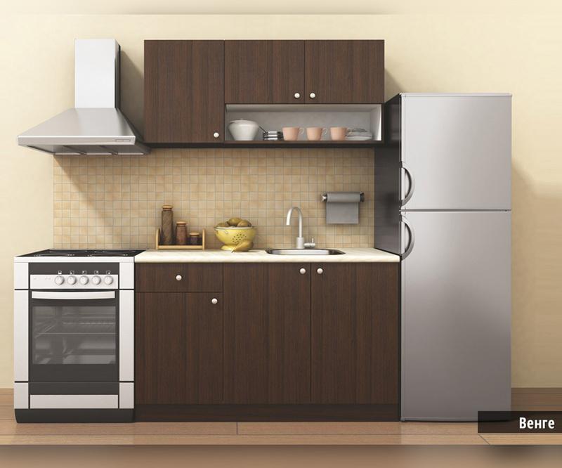 Блок-кухня Мареа 2 с цял термоплот