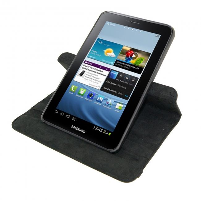 Кожен калъф за таблет Samsung Galaxy Tab 2 7