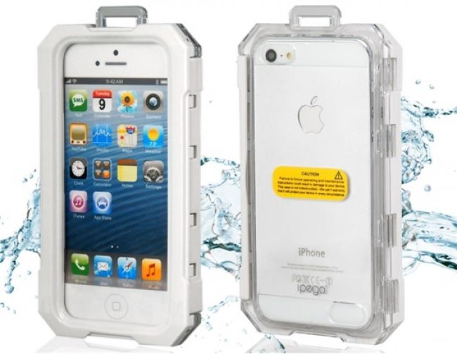 15d4e8925f4 Водоустойчив калъф за iPhone 5/5s - Евтини стоки от Promo-Stoki.com