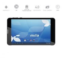 Таблет MIIA MIT-743G, 7 инча, 4-ядрен Intel, Android 5.1, 2GB RAM, 2SIM