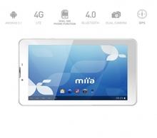 Таблет MIIA MIT-744GQ 7 инча IPS, 4-ядрен, 4G LTE, Android 5.1, 1GB, 2SIM