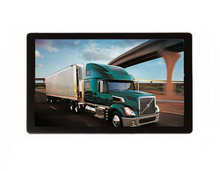 Двуядрена GPS навигация за камион LEOS M50 – 5 инча, 256 MB RAM, 2 програми