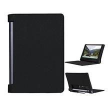 Кожен калъф за Lenovo Yoga Tab 3 Pro (X90), 10.1 инча ПАПКА + ПИСАЛКА