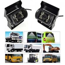 Водоустойчива камера за камиони и автобуси за задно виждане 24V - XH5080