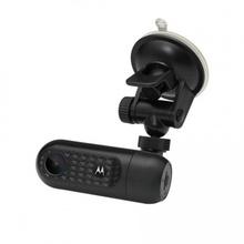 Видеорегистратор DVR Motorola MotoMDC10W - WiFi, HD, G-Shock Sensor, Черен