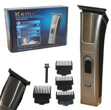 Безжичен Тример Kemei 5017 Машинка за Постригване Брада, Лице, Тяло
